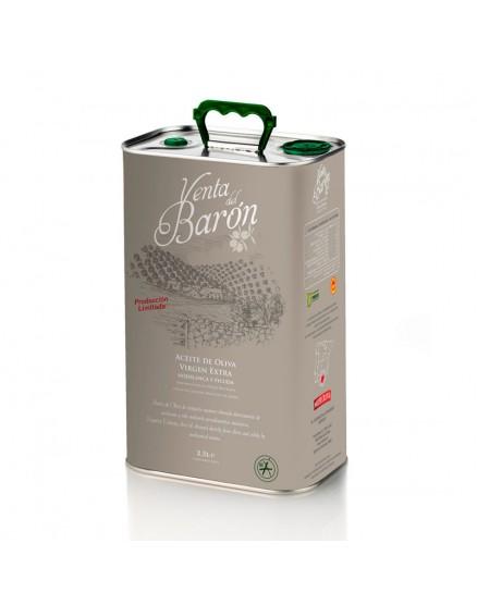 huile d'olive extra vierge Venta del Barón 2.5 L (DOP Priego de Córdoba)