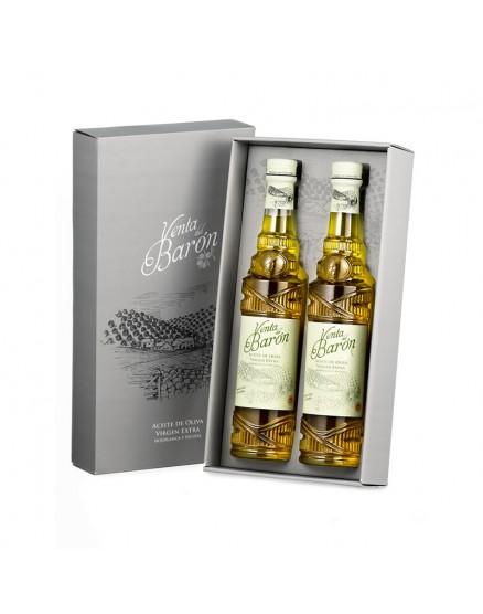 Olivenöl extra vergine Venta del Barón Box 2 x 500 ml (DOP Priego de Córdoba)
