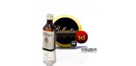 Botella miniatura de whisky escocés Ballantines 5 cl 40 °