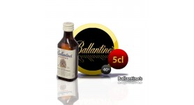Bouteille miniature de Scotch Whisky Ballantines 5 cl 40°
