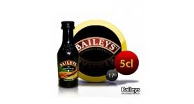 Bouteille miniature de Whisky crême Baileys 5CL 40 °