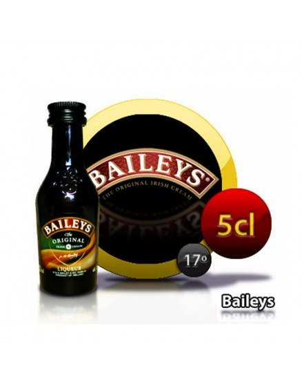 Miniaturflasche Whiskeycreme Baileys 5CL 40 °