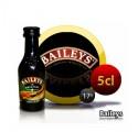 Botella miniatura de crema de whisky Baileys 5CL 40 °