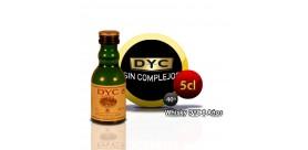 Miniaturflasche Whisky Dyc 8 Jahre 5CL 40 °