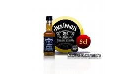Botella miniatura de Bourbon Jack Daniel's 5CL 40 °