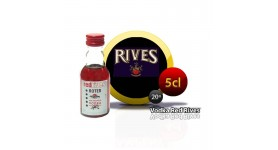 Wodka Red Rives Miniaturflaschen