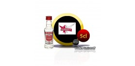 Vodka miniature Smirnoff 5cl.