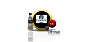 Eristoff-Miniaturwodka in 5-cl-Flasche.