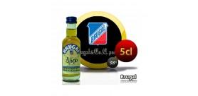 Rum Brugal im Alter von 5 cl.