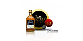 Ron dominicano Barceló 5 cl.