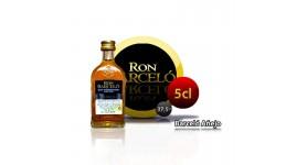 Ron dominicano Barceló 5 cl.
