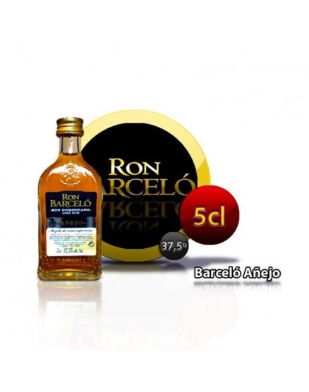Dominikanischer Rum Barceló 5 cl.