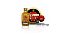 Havanna Club Rum gealtert kleine Flasche 5 Jahre