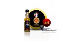 Miniature rum Count of Cuba 7 years