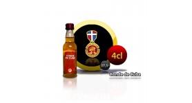 Rhum miniature Comte de Cuba 5 ans