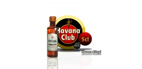 Havana Club Cuban Ritual in miniature 5 cl.