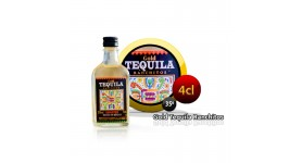 Tequila Ranchitos Gold 4 cl