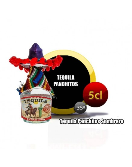 Tequila Panchitos Sombrero