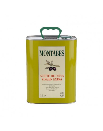 Huile d'olive extra vierge Montabès