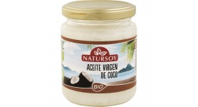 Bio Natursoy Virgin Coconut Oil, 200 g