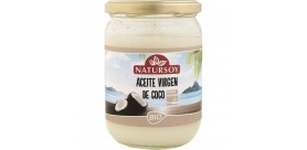 Bio Natursoy Virgin Coconut Oil, 400 g