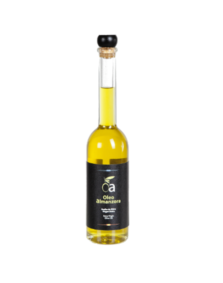 Aceite de oliva virgen extra Sorgente Arbequina botellas 2x100ml 4x100ml 12x100 ml