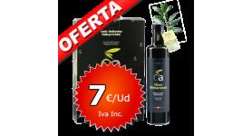 Extra virgin olive oil PREMIUM Selection Oleoalmanzora.500ml x3