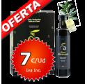 Huile d'olive extra vierge Sélection OLEoalmanzora PREMIUM. 500ml x3