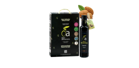 Huile d'olive extra vierge Sélection OLEoalmanzora PREMIUM. 250 ml x3