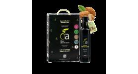 Aceite de oliva virgen extra Selección OLEoalmanzora PREMIUM. 250 ml x3