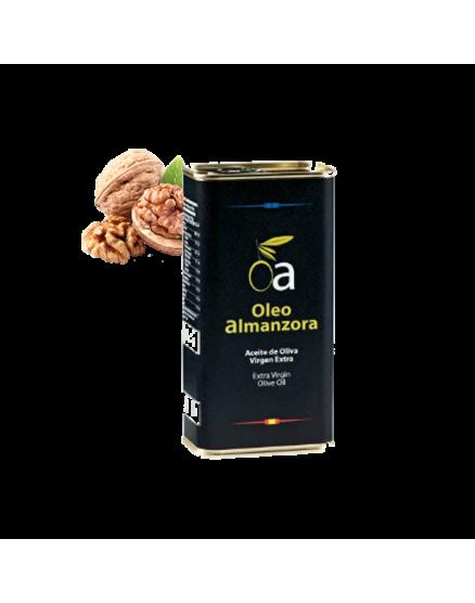 Aceite de oliva virgen extra Selección OLEoalmanzora PREMIUM. Caja de 500 ml