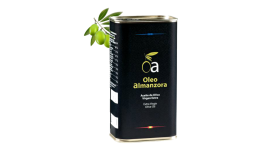 Extra virgin olive oil Selection OLEoalmanzora PREMIUM. 1L box