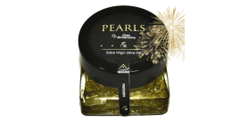 """PEARLS Oleoalmanzora"" 40 gr The Oil Caviar of Extra Virgin Olive Oil"