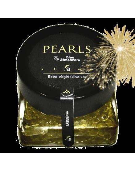 Olivenölperlen 40 g. Köstliches natives Olivenöl extra