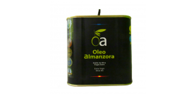 Extra virgin olive oil Box 2.5 L OLEoalmanzora PREMIUM selection