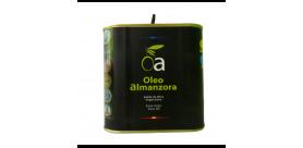 Extra virgin olive oil Box 2.5 L OLEoalmanzora PREMIUM selection