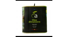 Huile d'olive extra vierge Boite 2.5 L Sélection OLEoalmanzora PREMIUM