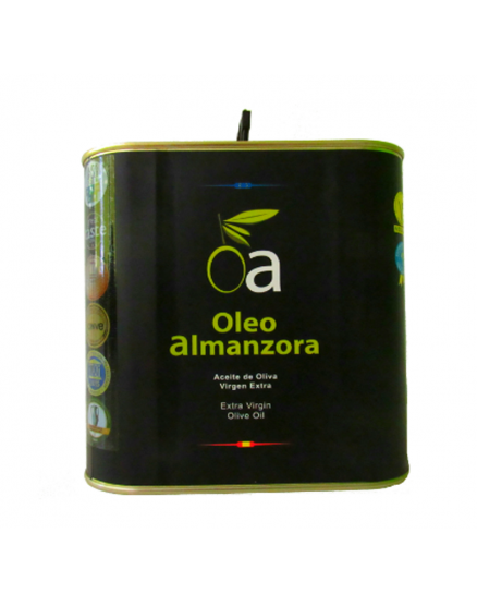 Lata 2,5Litros Oleoalmanzora
