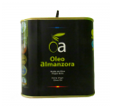 Aceite de oliva virgen extra Lata 2,5Litros Oleoalmanzora