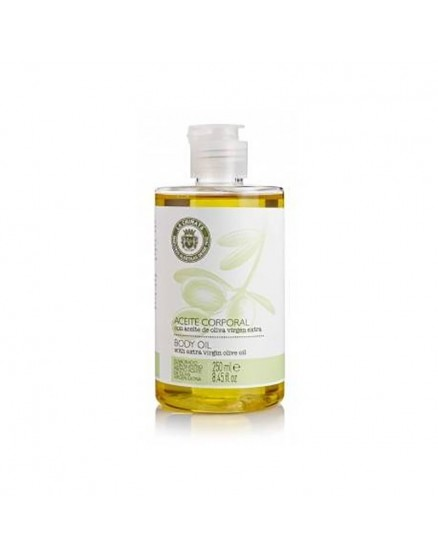 Body Oil with Virgin Olive Oil