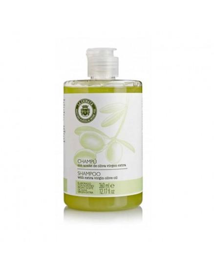 Shampoo mit Nativem Olivenöl Extra 360 ml