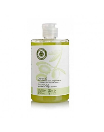 Shampoo with Extra Virgin Olive Oil 360 ml