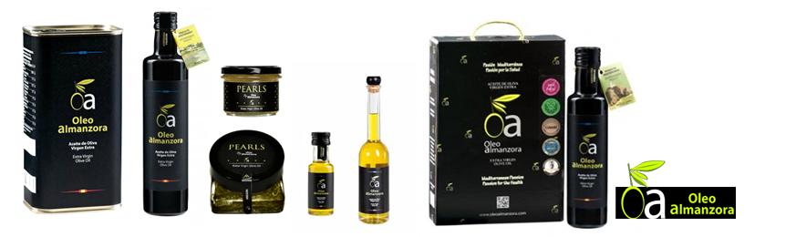 Extra virgin olive oil Oleo Almanzora
