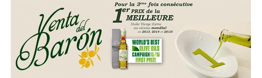 Aceite de oliva virgen extra Venta del Barón