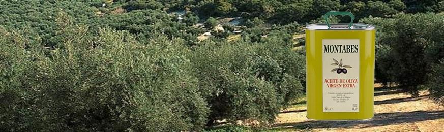 Extra virgin olive oil Montabès