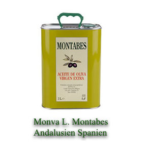 MONTABES -Olivenöl extra vergine