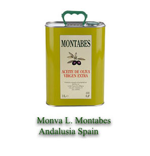 MONTABES extra virgin olive oil