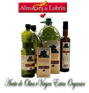 aceite de oliva virgen extra organico